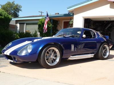 san diego california 1965 daytona cobra coupe pinnacle auto appraiser appraisal dimished value